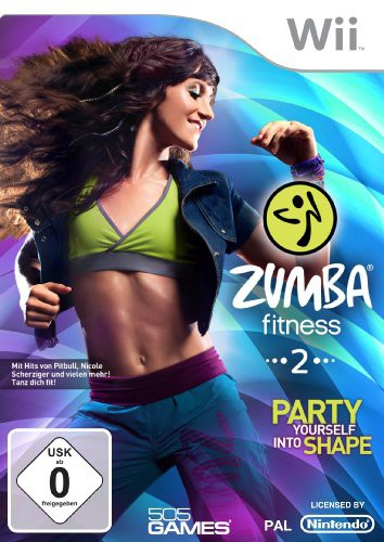 Zumba Fitness 2: Tanze dich in Form / Party yourself into Shape