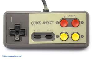 Controller mit Turbo [QuickShot]