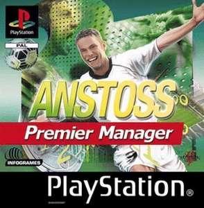 Anstoss Premier Manager