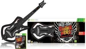 Guitar Hero: Warriors of Rock + Gitarre