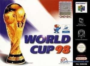 Frankreich 98: Die Fußball WM / World Cup 98