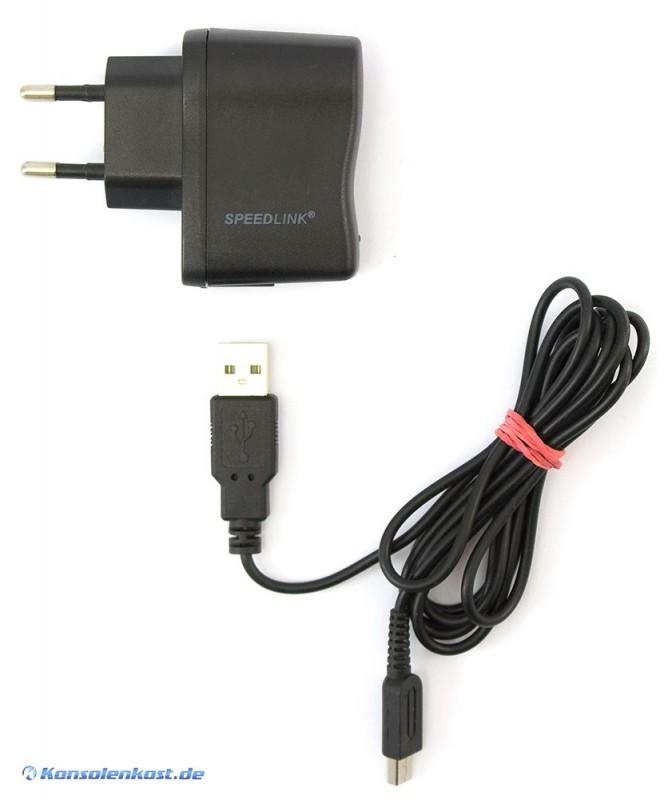 Nintendo 3DS - USB Ladegerät