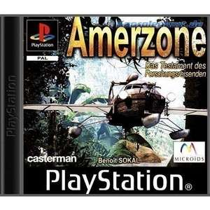 Amerzone: The Explorers Legacy