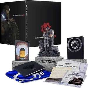 Gears of War 3 #Epic Edition