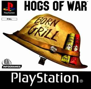 Frontschweine / Hogs of War