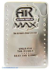 Action Replay Max - Limited Edition inkl. 64 MB Memory Card