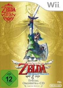 Legend of Zelda: Skyward Sword #Limited Edition + Orchestra CD