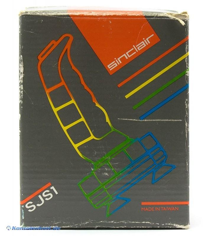 Sinclair ZX Spectrum - Original Controller / Joystick #SJS-1