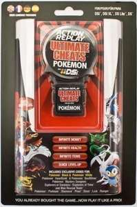 Ultimate Cheats Pokemon Action Replay