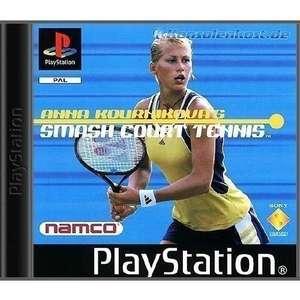 Anna Kournikova: Smash Court Tennis