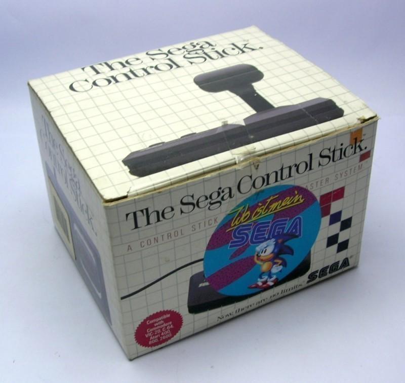 The Sega Control Stick
