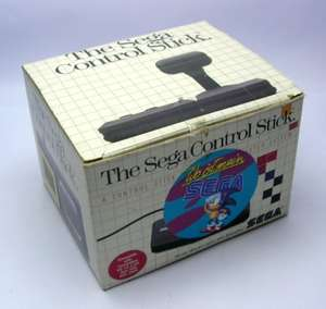 The Sega Control Stick