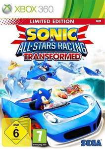 Sonic & SEGA All-Stars Racing: Transformed #Limited Edition
