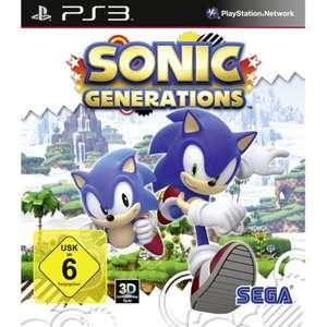 Sonic: Generations [Standard]