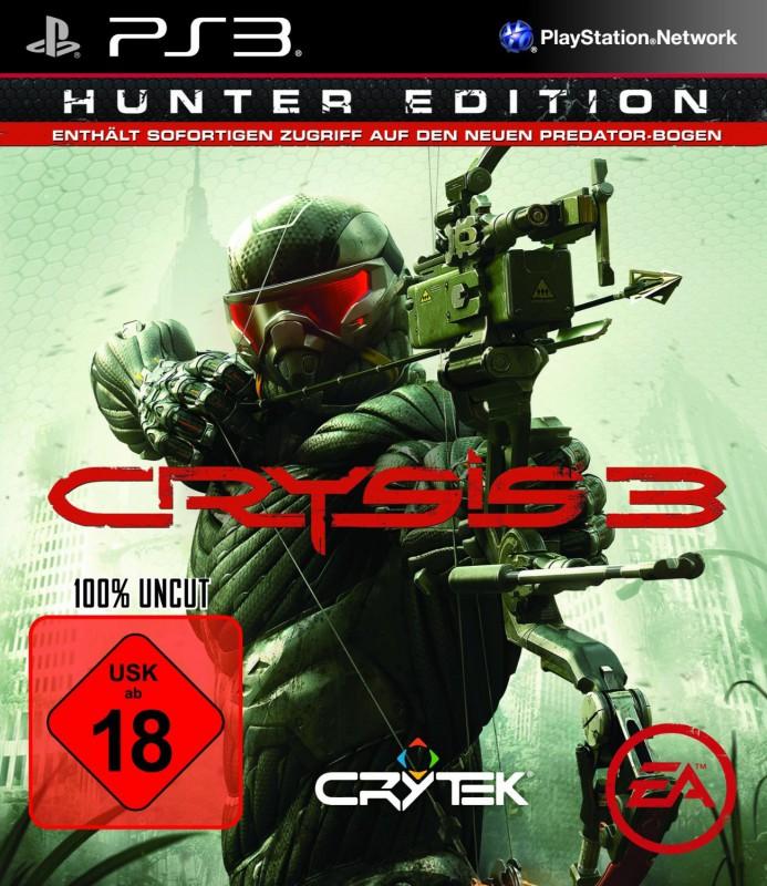 Crysis 3 #Hunter Edition
