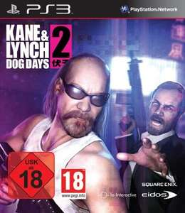 Kane & Lynch 2: Dog Days [Standard]