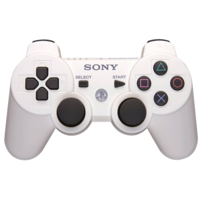 PS3 - Original DualShock 3 Wireless Controller #weiß [Sony]
