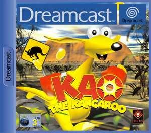 Kao The Kangaroo