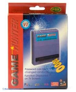Memory Card / Memorycard / Speicherkarte 1 MB 15 Blocks + Cheat Codes [Game Hunter]