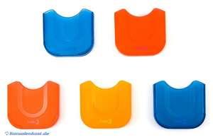 5 Cases - Hüllen für Module #verschiedene Farben
