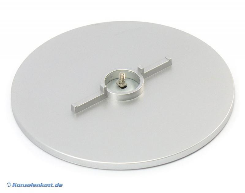 Original Stand Plus / Storage / Stand / Rack / Ständer für PS2 Slim / SCPH-70110 #silber