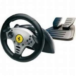 Lenkrad / Racing / Steering Wheel mit Pedale [Thrustmaster]