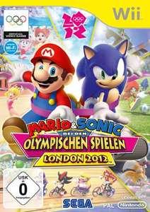 Mario & Sonic bei den Olympischen Sommerspielen / Olympic Games London 2012