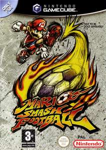 Mario Smash Football / Super Mario Strikers