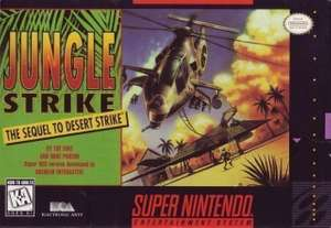 Jungle Strike: The Sequel to Desert Strike