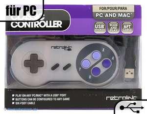 SNES USB Controller #grau [Retrolink]