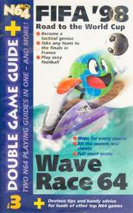 Spieleberater: Double Game Guide No. 3 - Fifa '98 & Wave Race 64