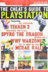 Spieleberater: The Cheats Guide to Playstation [Rapide Publishing]