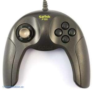 Controller / Gamepad - P120 #schwarz [Saitek]