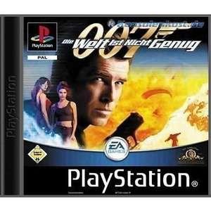 James Bond 007 Die Welt ist nicht genug / World Is Not Enough