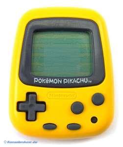 Pokemon Pikachu Ped-O-Meter / Pedometer #gelb Tamagotchi + Schrittzähler