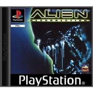 Alien: Die Wiedergeburt / Resurrection