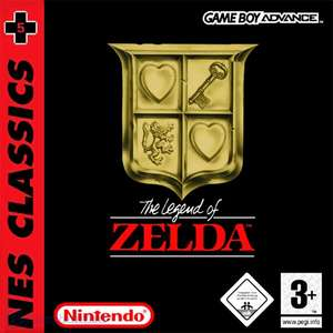 The Legend of Zelda [NES Classics]