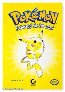 Pokemon Schnapp sie dir alle! - Spieleberater für Pokemon Blaue & Rote Edition