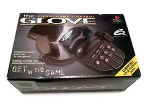 Controller / Video Game Hand Control Glove / Handschuh [Reality Quest]