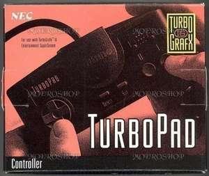Original Controller / Pad #Turbo Pad [NEC]