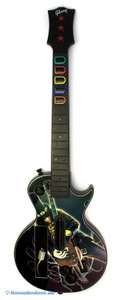 Gitarre / Guitar Hero Controller #weiß Guns 'N Roses/Slash