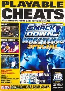 Action Replay Playable Cheats Vol. 15