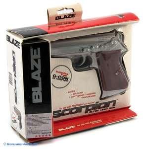 Light Gun / Pistole / Phaser #silber Scorpion Recoil [Blaze]