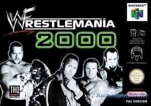 WWF: Wrestlemania 2000