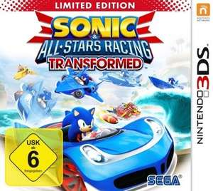 Sonic & All-Stars Racing Transformed #Limited Edition