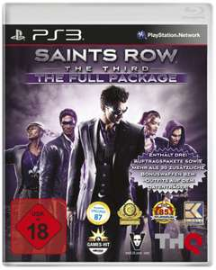 Saints Row: The Third #The Full Package [Standard]