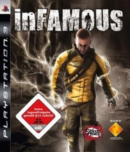 inFamous [Standard]
