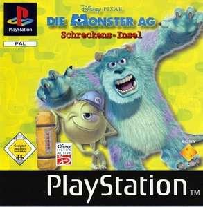 Monster AG - Schreckens-Insel