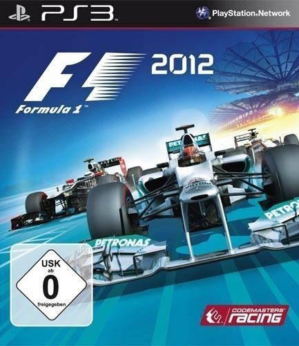 PS3 - F1 / Formula One 2012 [Standard]