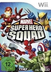Marvel: Super Hero Squad 1